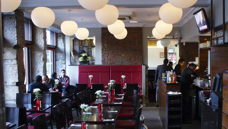 Indian Restaurants Glasgow Chillies